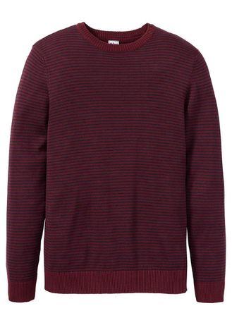 Новый пуловер свитер кофта в полоску 52/54
