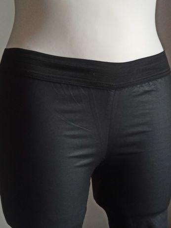 Czarne legginsy Culture