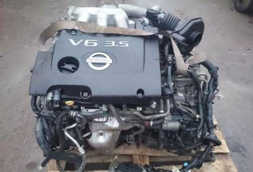 Двигатель мотор АКПП Вариатор Раздатка Полуось Nissan Murano Z50 2005