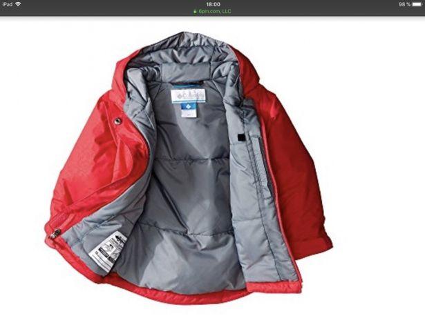 Куртка Columbia, оригинал , новая