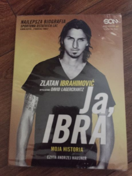 Audiobook Ja, IBRA