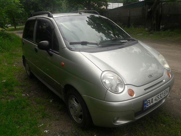 Продам Daewoo Matiz 2006г.