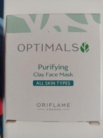 Maseczka oczyszczająca Oriflame