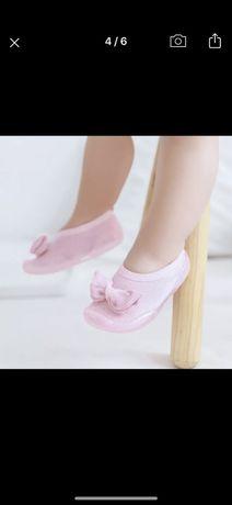 Тапочки  балетки