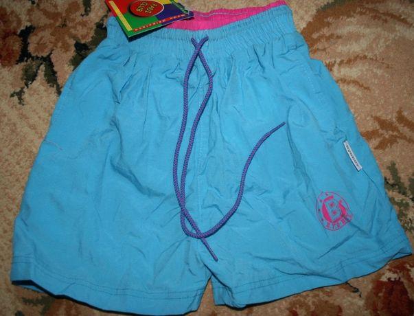 Дешево детские шорты для плавания или на пляж на возраст 4-5 лет