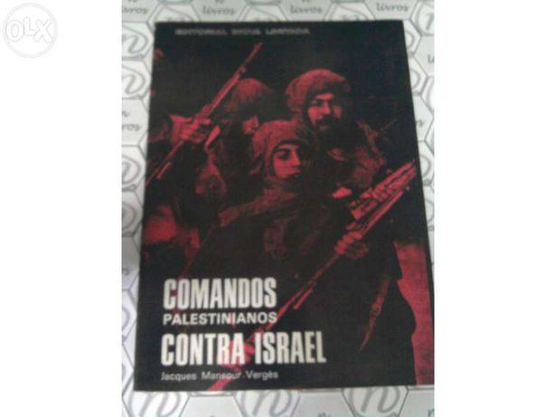 Comandos palestinianos contra Israel