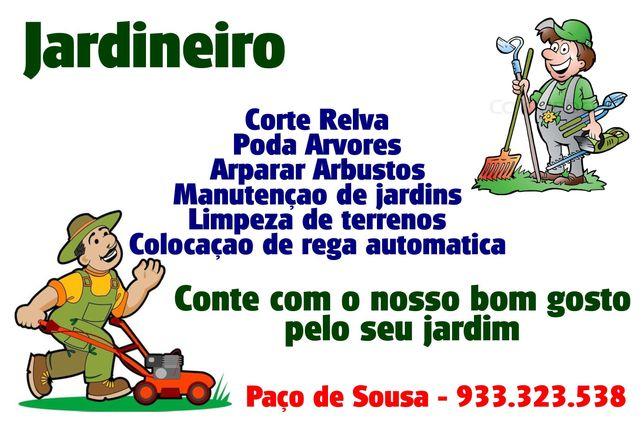 Jardineiro por Zona Porto