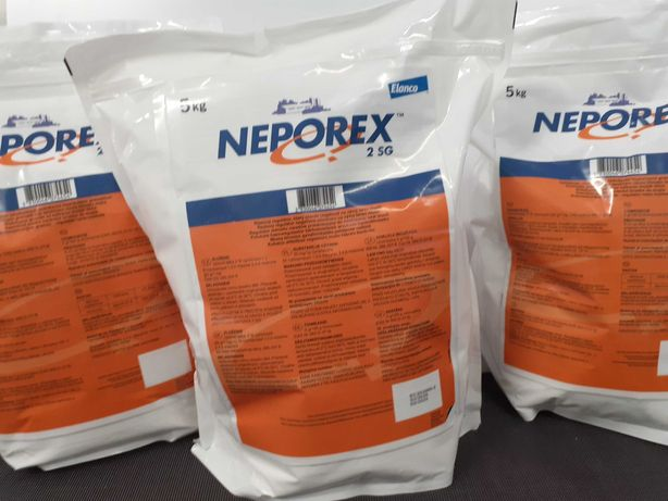 NEPOREX 5 kg Preparat na larwy muchy Zwalczanie larw w hodowli