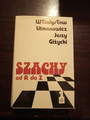 Szachy od A do Z, tom 1 Władysław Litmanowicz