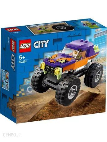 Lego City 60251 Monster Truck Nowe Klocki