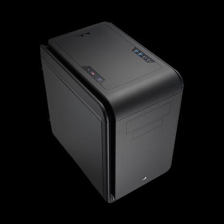 Корпус для ПК AEROCOOL DS Cube / Dead Silence / Black / case / черный