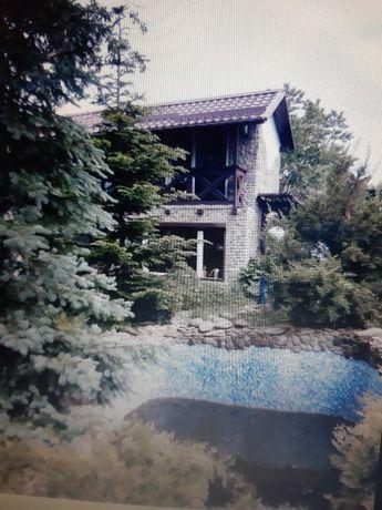 """Дом(цена с комунальными)""""Швейцария""""  Глеваха,рядом Малютянка.лес.озеро"""