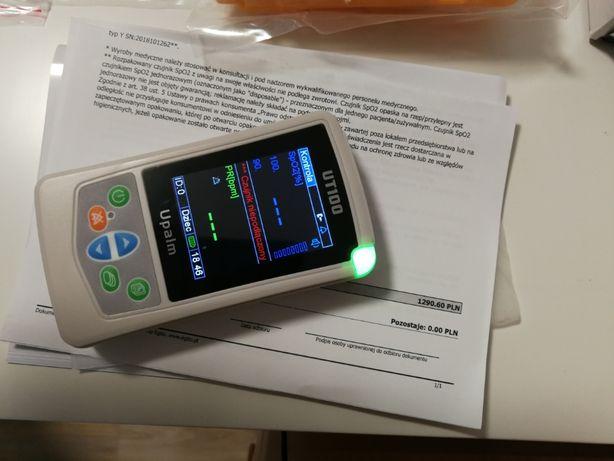 Pulsoksymetr dla niemowląt i dzieci UT100