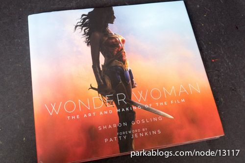 "Артбук/Artbook ""Wonder Woman: The Art & Making Of The Film"""