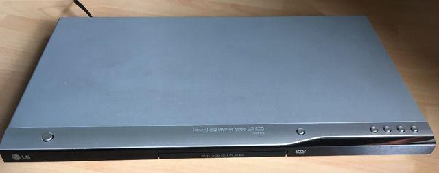 Odtwarzacz DVD marki LG model DVX172