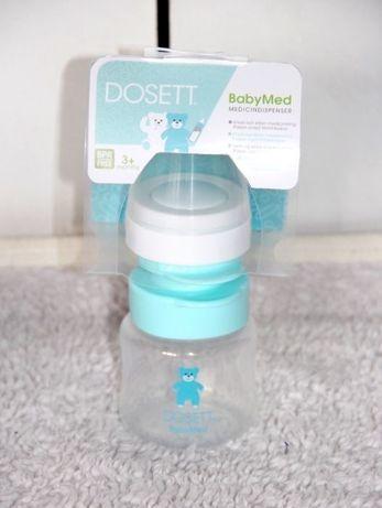 Dosett babymed butelka do lekarstw dla dziecka bambino bidon baby mis
