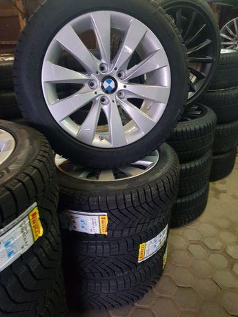 Nowe Koła BMW Zimowe 3 f30 f31 4 f32 f33 f36 225/50/17 RUNFLAT FVAT