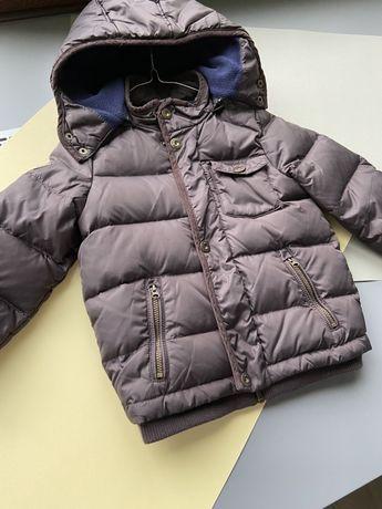 Зимняя куртка Chicco на рост 104см