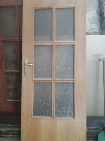 Drzwi drewniane 80