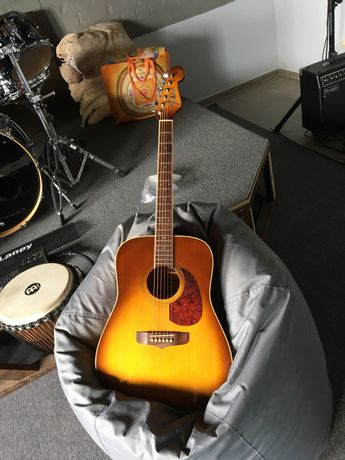 Fender Malibu California series