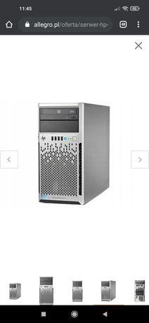Serwer HP ML310EG8V2 E3-1220V3