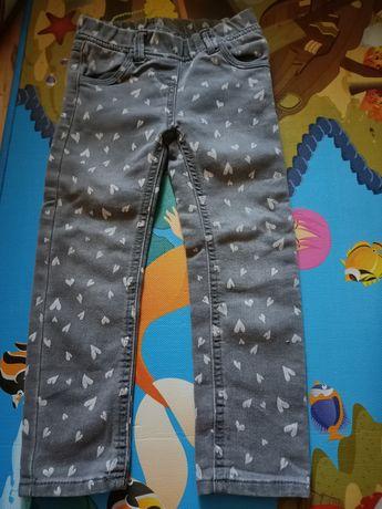 Spodnie dżinsowe COOL CLUB r. 98