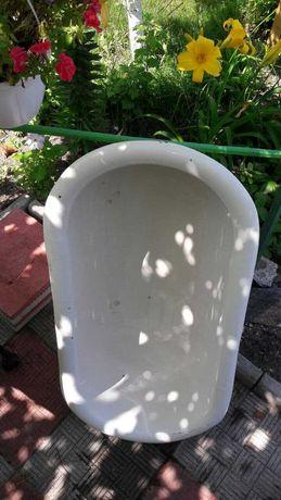 Ванночка для детей чугунная