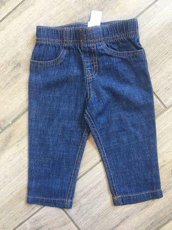 Тоненькие джинсы Carters