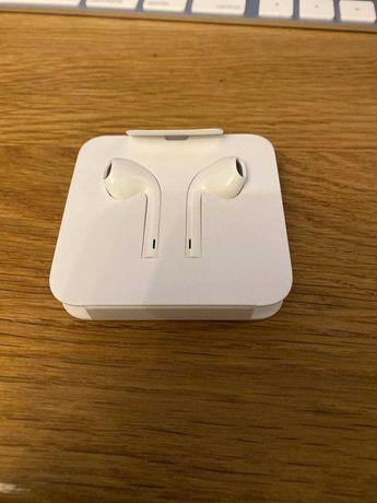 Навушники вкладиші Apple EarPods with Mic lightning