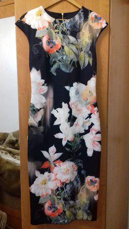 Платье с цветочным принтом Ted Baker Candiss ОРИГИНАЛ