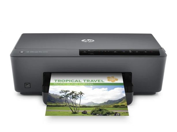 Zapraszamy po - HP OfficeJet Pro 6230 drukarka na lata. Duplex, wi-fi