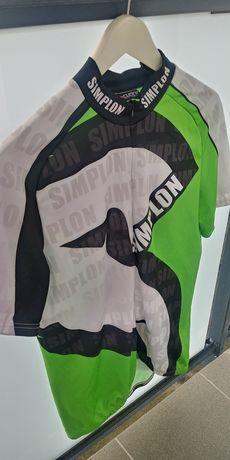 Koszulka rowerowa Cuore XL
