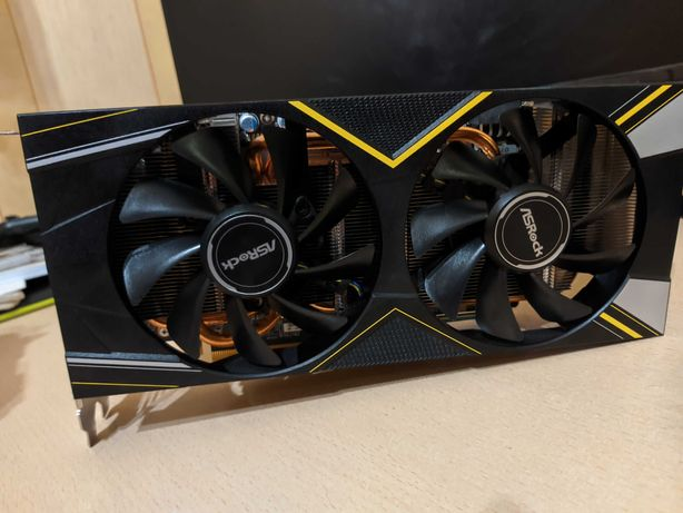Видеокарта ASRock Radeon RX 5600 XT Challenger D 6G OC