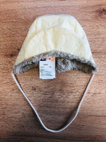 Ciepła czapka rozmiar 44
