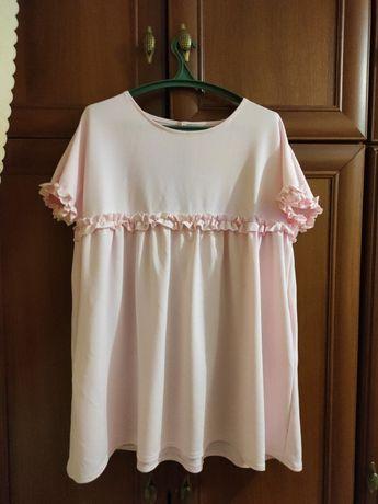Продам сукню світло-рожевого кольору .