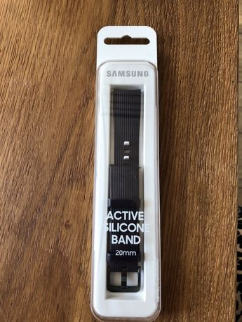 Samsung Active Silicone Band 20 mm pasek oryginalny