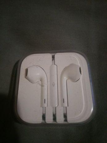 Słuchawki Apple Iphone mini jack