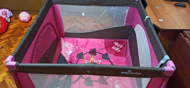 Детский манеж, манеж-кровать