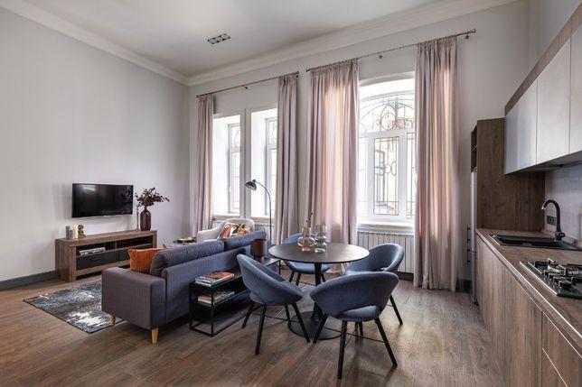Сдам дизайнерскую квартиру в историческом центре города