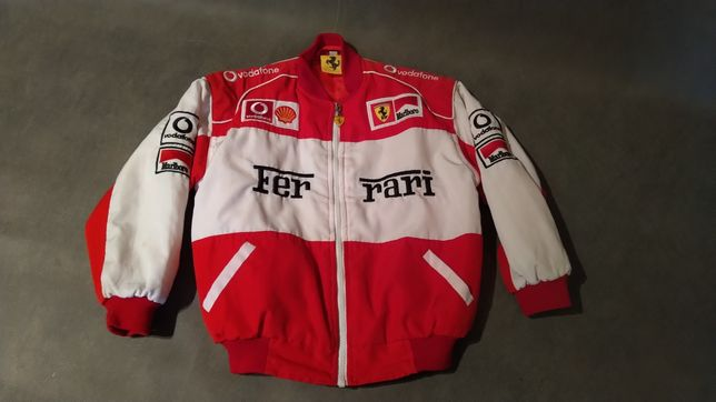 Oryginalna Kurtka dziecięca Ferrari Michael Schumacher