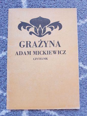 Grażyna Powieść Litewska Adam Mickiewicz