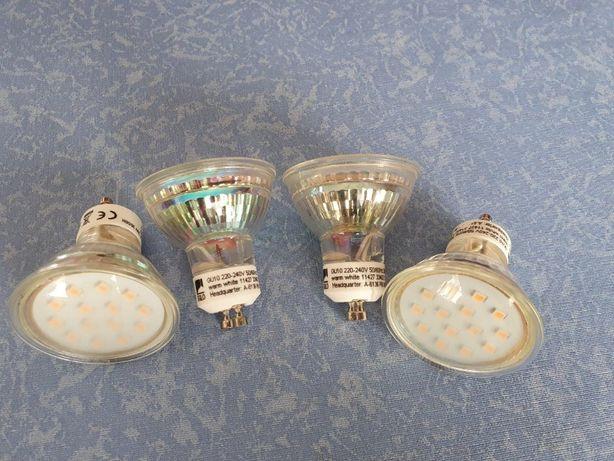 Lampadas LED GU10