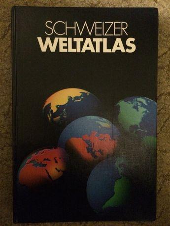 Атлас мира на немецком языке