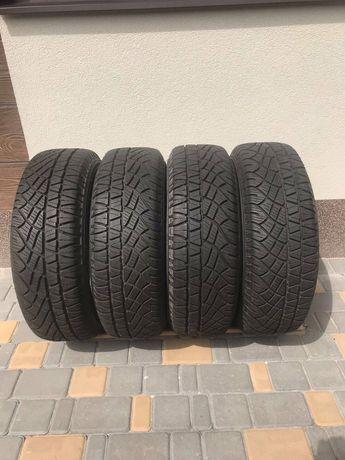 Всесезонные шины Michelin Latitude Cross