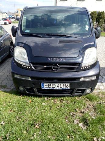 Opel Vivaro 2,5 Diesel