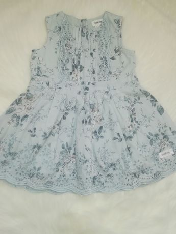 Śliczna sukienka newbie rozmiar 80