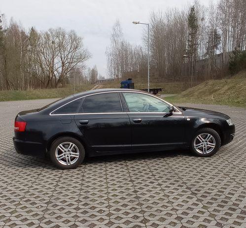 Audi A6 C6 4F 2.7 TDI Quattro