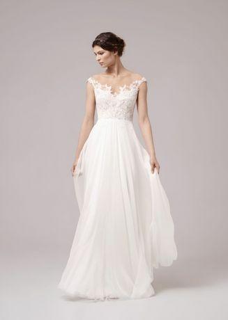 Suknia ślubna w stylu Boho, Anna Kara - Marcie