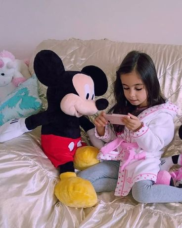 Mickey mouse 70см Disney оригінал великий Микки Минни маус большой