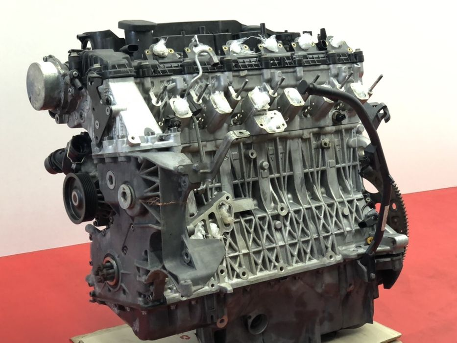 Двигатель Двигун Мотор BMW X5 E70 3.0d m57n2 306D3 БМВ Х5 Е70 Разборка Шпанив - изображение 1
